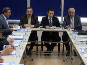 Sosyal Güvenlik İl Müdürlüğünden koordinasyon toplantısı