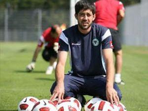 Konyasporda kaleci transferi