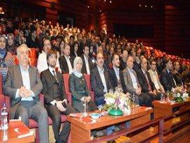 """Konya'da """"Türkiye'nin Dünyaya Uzanan Eli Konferansı"""""""