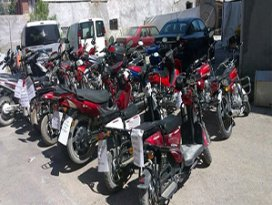 Konyada motosiklet hırsızları enselendi!