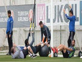 Konyasporda, Osmanlıspor hazırlıkları sürüyor