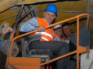 Ulaştırma Bakanı Binali Yıldırım Konyada