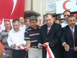 Özcan Çalıkuşu Aile Sağlığı Merkezi açıldı