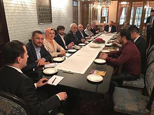 Erdoğan: İstişare toplantımızı gerçekleştirdik