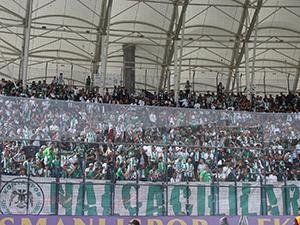 Konyaspor taraftarına Antalyada maç yasak!