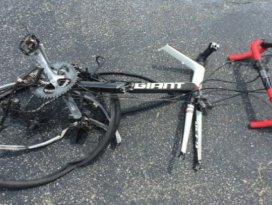 Bisikletten düşen 2 kardeş yaralandı