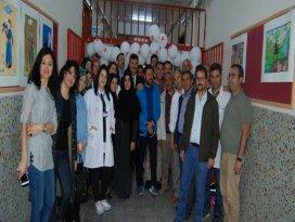 4006 Tübitak bilim fuarı açıldı