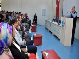 İhsan Fazlıoğlu, NEÜ'de