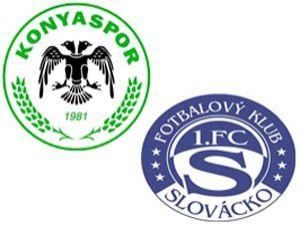 Konyasporun Avrupadaki 3. sınavı