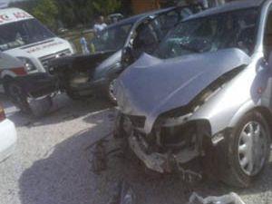 Üç ayrı kazada 13 yaralı var