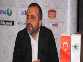 Celalettin Çakıcı, Konyaspordan istifa edecek