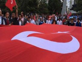 Ereğli'den İsrail ve ABD'ye tepki
