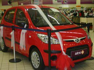 Adese 7 Hyundai i10 kazanan talihlileri açıklıyoruz...
