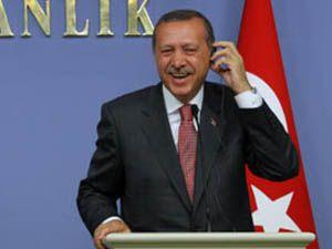 Başbakan Erdoğanı güldüren soru