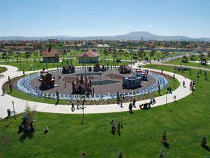 Olimpiyat parkı Konyalıların gözdesi