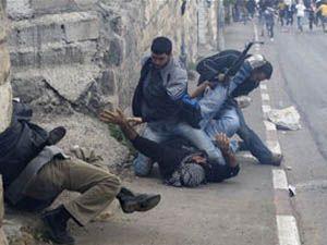 İsrailin gece baskını Filistinlileri vurdu