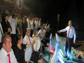 Musiki Derneğinden Ortakaraören Mahallesinde konser