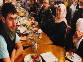 Ataoğlu Güvenlik iftar yemeğinde buluştu