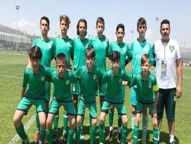 Şampiyon Konyaspor U13!
