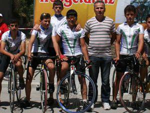 Bisikletin omurgası Konya