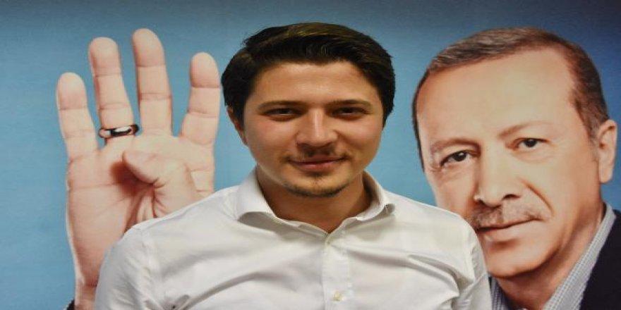 Konyanın genç milletvekili Selman Özboyacı oldu