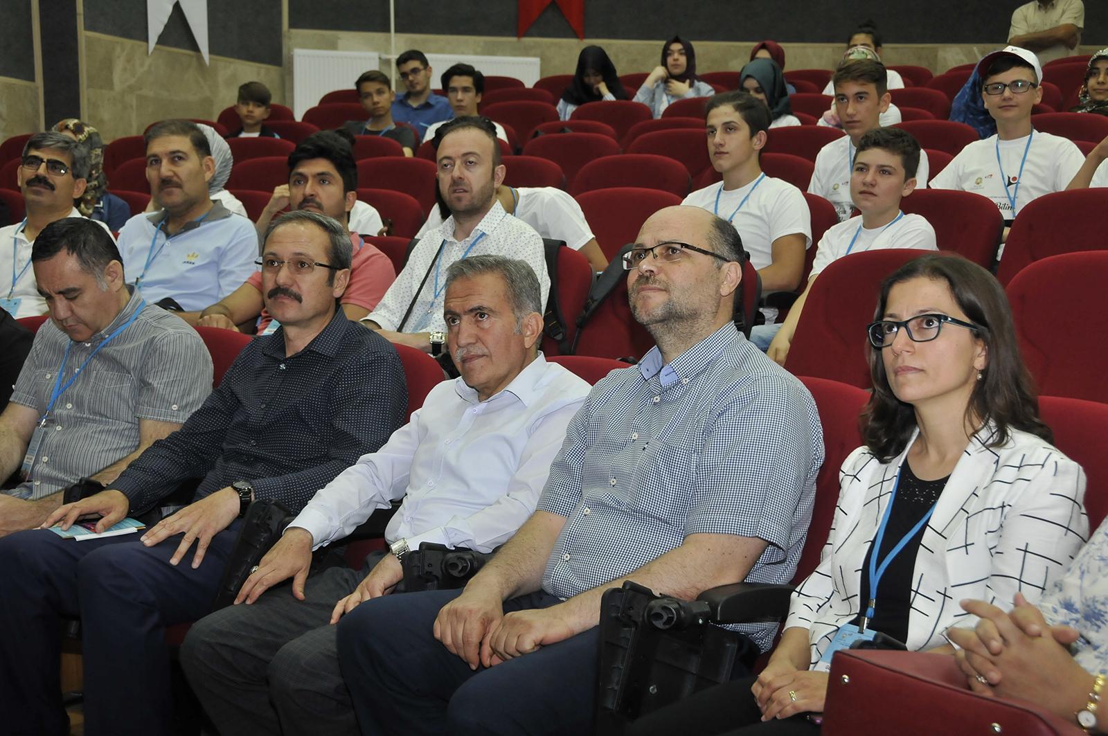 Selçuk Bilim Kampı Proje Açılışı Yapıldı