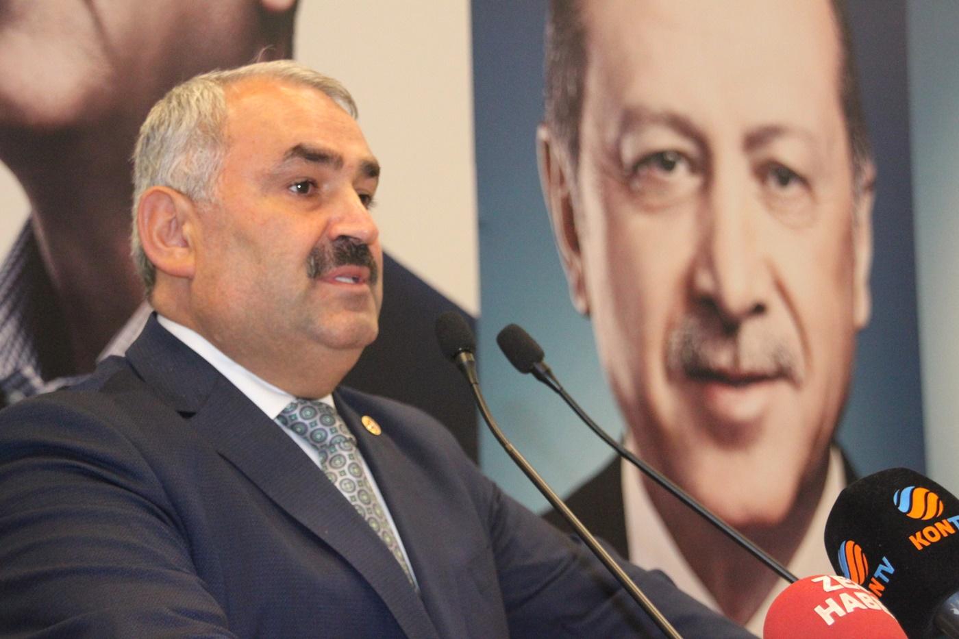 Milletvekili Halil Etyemez: Teşekkürler Konya, Teşekkürler Türkiye