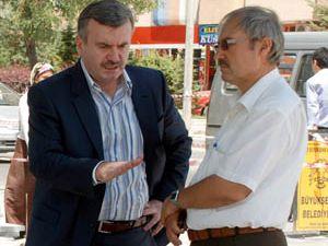 Ankara Yolu'nun standardı yükseliyor
