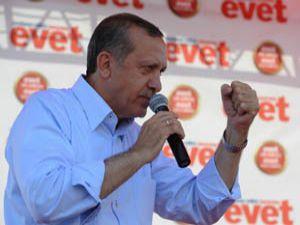 Başbakan Erdoğan; Hatay bizim namusumuzdur