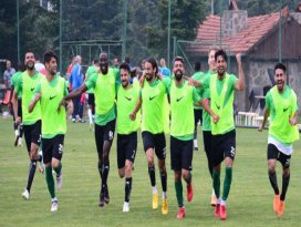 Atiker Konyasporda yeni sezon hazırlıkları sürüyor