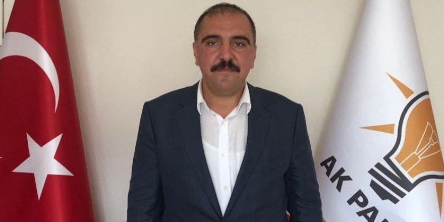 Ak Parti İlçe Başkanı Konurer'in 15 Temmuz mesajı