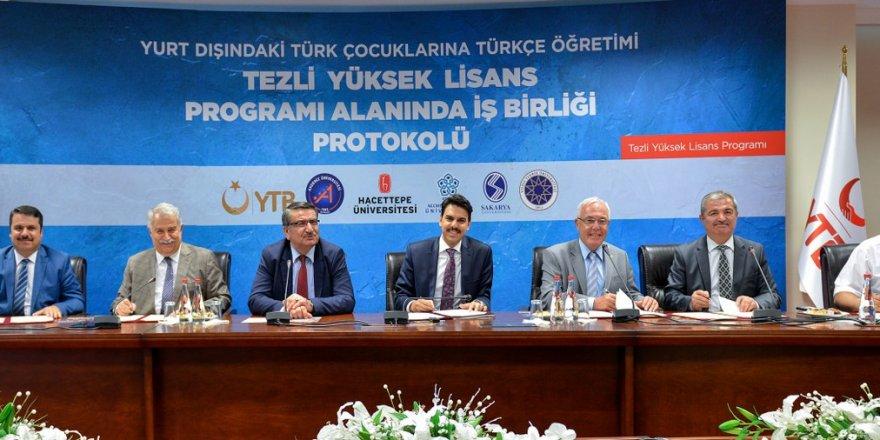 Yurtdışındaki Çocuklarımız İçin Türkçe Öğreticileri Yetişiyor