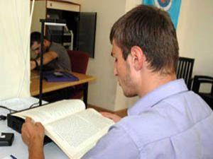 Engellilere engelsiz eğitim fırsatı