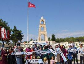 Beyşehir Belediyesinden Çanakkale gezisi