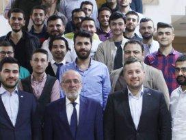 Poçanoğlu, İslam'ın yayılışında ticaretin önemini anlattı