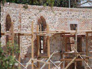 Müzei Humayun Aslına uygun olarak yeniden yapılıyor