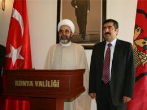 Kum Valisi Konyada