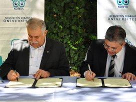 NEÜ ve Sultan Zeynel Abidin Üniversitesi arasında iş birliği