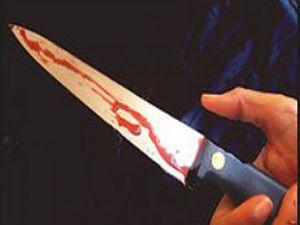 Okul önünde bıçaklar konuştu
