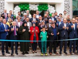Mehmet Ali Özbuğday Gençlik Merkezi açıldı