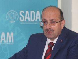 """""""Başkanlık Sisteminde Yerel Yönetimler"""" konulu konferans"""