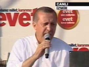 Erdoğan; Senin zihniyetin kefencilere yakın