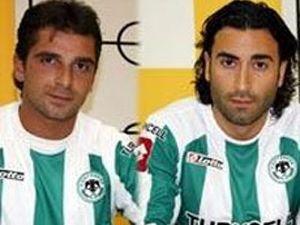 Konyasporlu oyunculara fuhuş baskını!