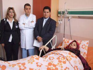 Ölümcül hastalığın tedavisi Konyada