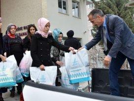 KOMEK ve ASEM üyelerinden örnek davranış