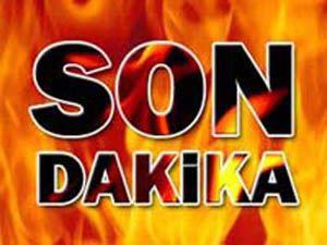 Konyada polise ateş açıldı