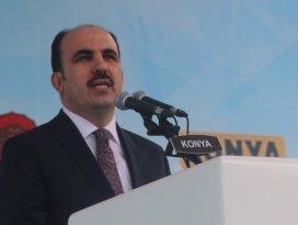 Altay: Konya, Erdoğanı her zaman bağrına bastı