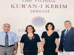 Kuranı Kerimin ilk nüshaları İstanbulda
