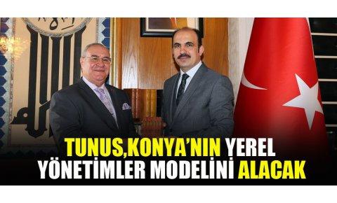 Tunus, Konya'nın Yerel Yönetimler Modelini alacak