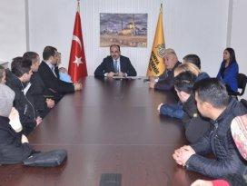 """Başkan Altay: """"Konyamızı birlikte yönetiyoruz"""""""